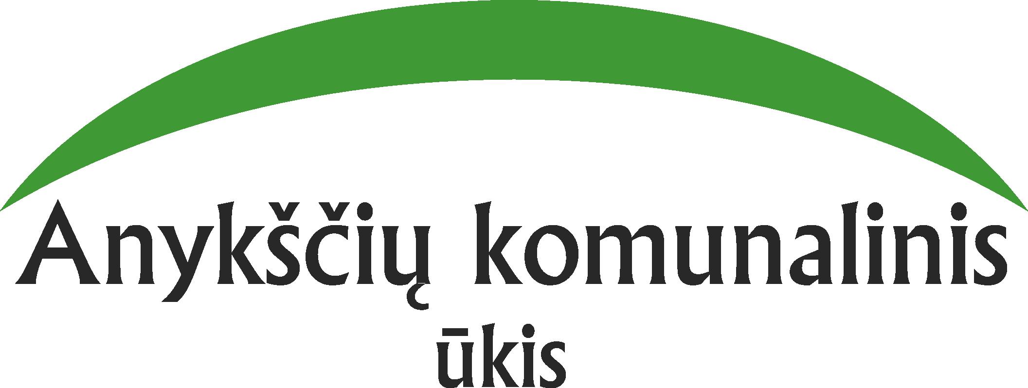 Anykščių komunalinis ūkis, UAB (Laidojimo namai) Logotipas