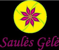 Saulės Gėlė, Iļ Логотип