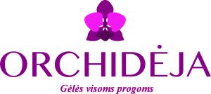 Orchidėja, Jovitos Plekavičienės įmonė Логотип