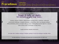 Praradimas, UAB Logotipas