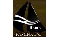 Romo paminklai Logotipas