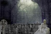 Paberžės naujausios kapinės Logotipas