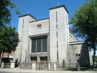 Švč. Jėzaus Širdies (Šančių) bažnyčia Логотип
