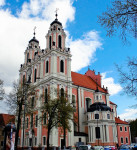 Šv. Kotrynos bažnyčia Логотип
