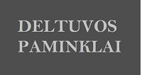 Deltuvos paminklai Logotipas