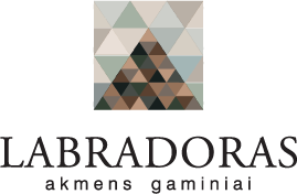 Labradoras, UAB Logotipas