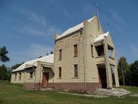 Tauragnų Šv. Jurgio bažnyčia Логотип