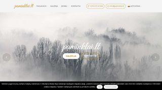 Amžinasis akmuo UAB webpage