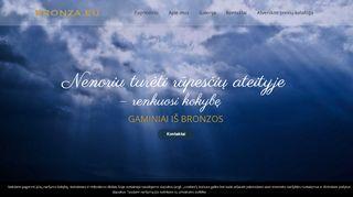 GraniRa, UAB webpage